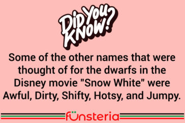 Dwarfed By Their Names