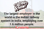 All Aboard For A Job In India