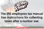Taxing Trivia