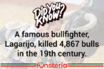 That's A Lot Of Bull Hits