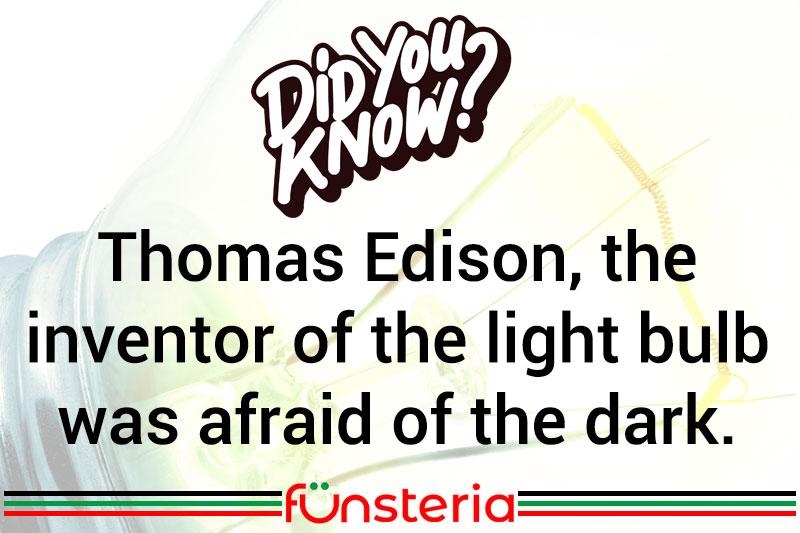 The Dark Side Of Thomas Edison