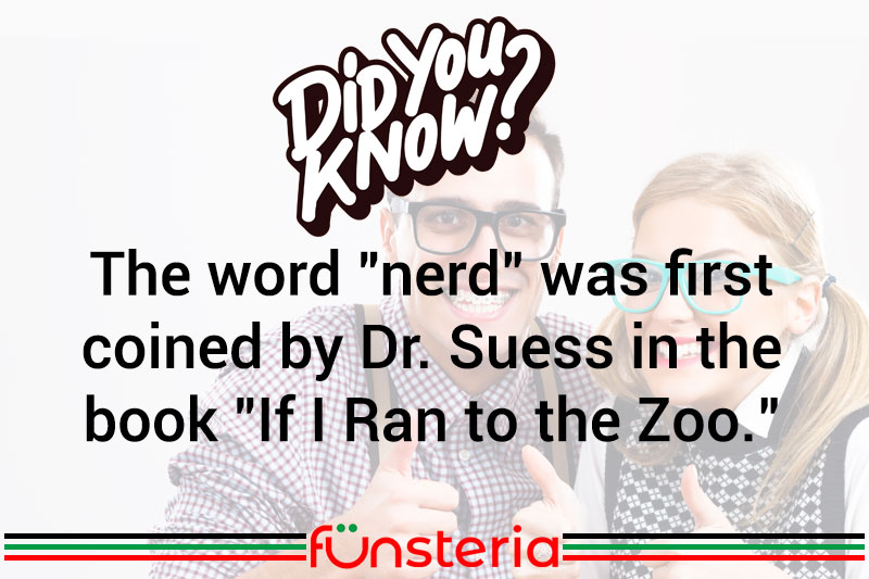 Would That Furred Bird Be A Nerd?