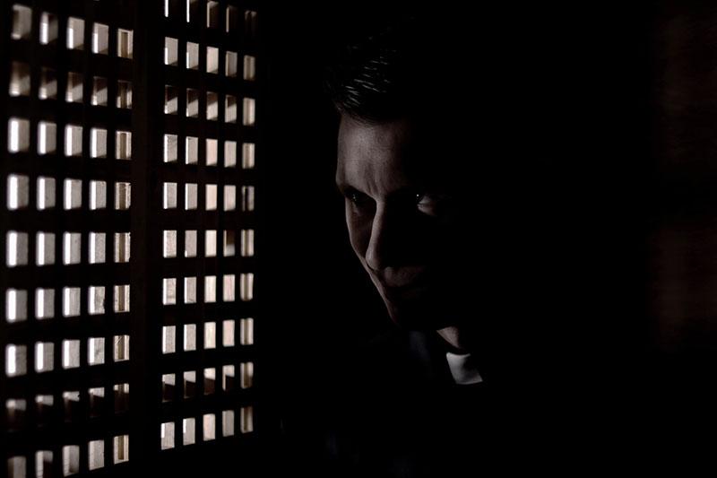 Dark in here...