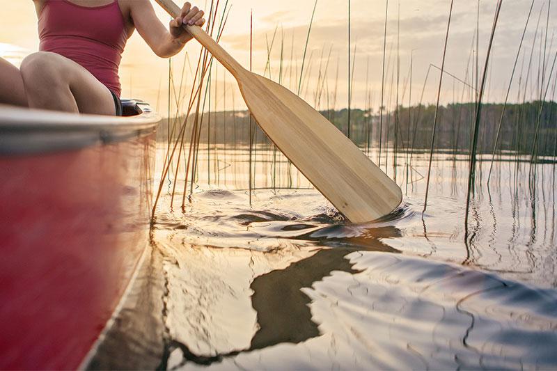 Kids & Canoeing