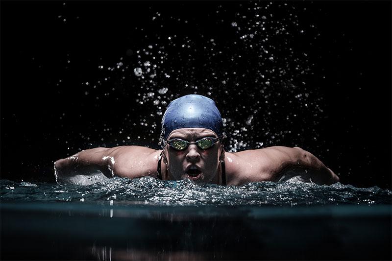 Endurance Swimmer